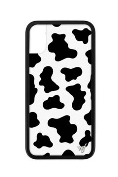 Wildflower Cases Moo Moo iPhone X Case - Alternate List Image