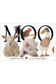 Simon & Schuster Moo - Front cropped