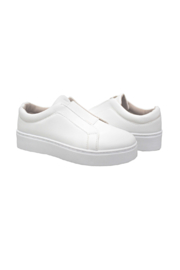 Qupid Moody-03 Platform Sneaker - Front cropped