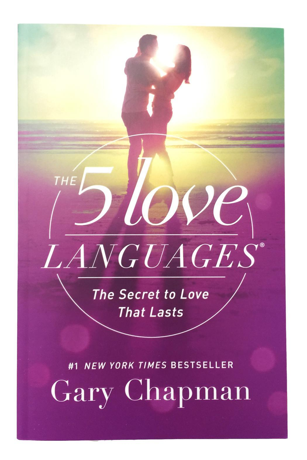 Moody Publishers Five Love Languages Book - Main Image