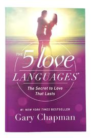 Moody Publishers Five Love Languages Book - Front cropped
