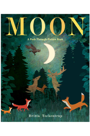 Penguin Books Moon: A Peek-Through Picture Book - Product Mini Image