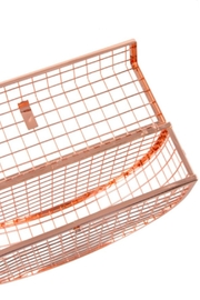 TIMELESS Moon Cage Clutch - Side cropped