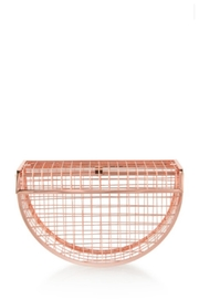 TIMELESS Moon Cage Clutch - Product Mini Image
