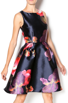 Moon Collection Floral Dress - Product List Image