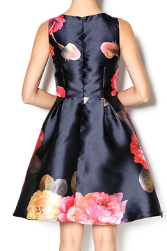 Moon Collection Floral Dress - Alternate List Image