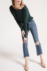 Others Follow  Moon Dance Thermal Top - Front cropped