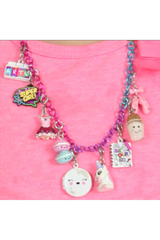 Charm It Moon Locket Charm - Back cropped