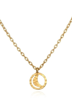 Satya Moon Necklace - Product List Image
