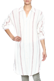 Moon River Downtown Tunic Top - Product Mini Image