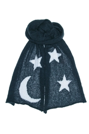 Wooden Ships Moon & Stars Scarf - Product Mini Image