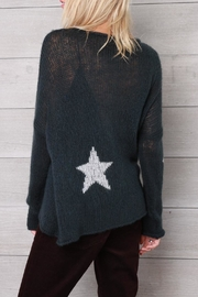 Wooden Ships Moon & Stars Sweater - Side cropped
