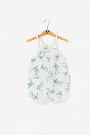 Moon Monsters Fish Summer Suit - Front cropped