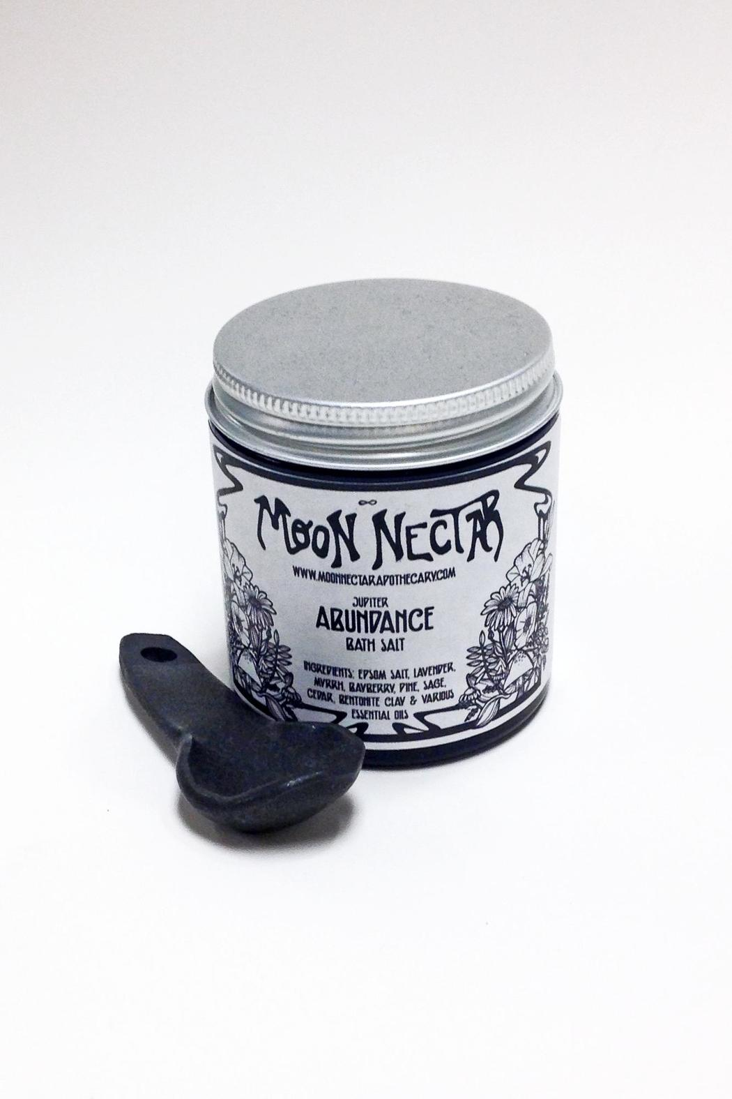 Moon Nectar Apothecary  Abundance Salts - Front Cropped Image