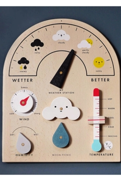 Moon Picnic My Weather Station - Product List Image