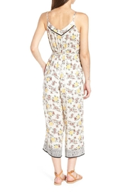 Moon River Canary Jumpsuit - Side cropped