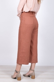 Moon River Cropped Wide-Leg Pants - Other