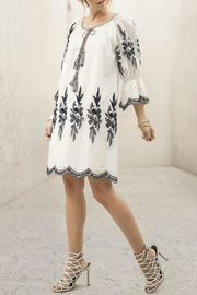 Moon River Embroidered Dress - Other