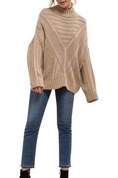 Moon River Funky Sweater - Product List Image