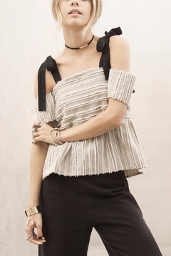 Shoptiques Product: Tie Top
