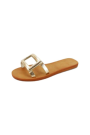 Bamboo Moondance-48 Sandal - Front cropped