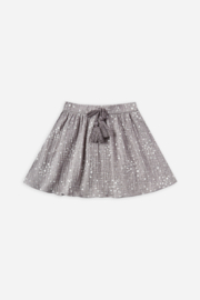 Rylee & Cru Moondust Mini Skirt - Front cropped