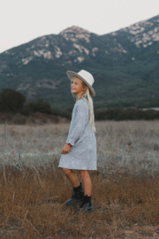 Rylee & Cru Moondust Sadie Dress - Front full body