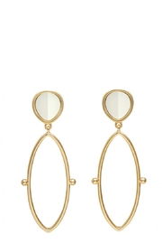 Spartina 449 Moonglade Earrings - Front cropped