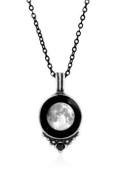 Shoptiques Product: Personalized Moon Necklace