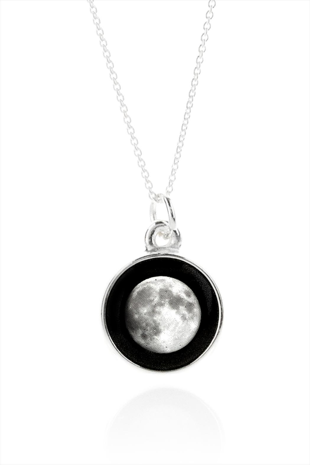 Moonglow Jewelry Moonglow Necklace - Side Cropped Image