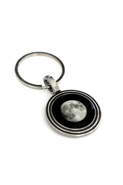 Shoptiques Product: Regio Full Moon Keychain