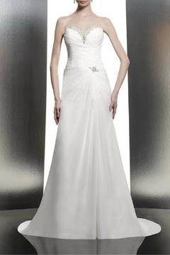 Shoptiques Product: Chiffon Sheath Gown