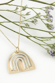 MOONLINE Gold Rainbow Necklace - Other