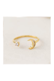 Lover's Tempo MOONLIT RING - Product Mini Image