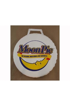 Shoptiques Product: Moonpie Seat Cushion