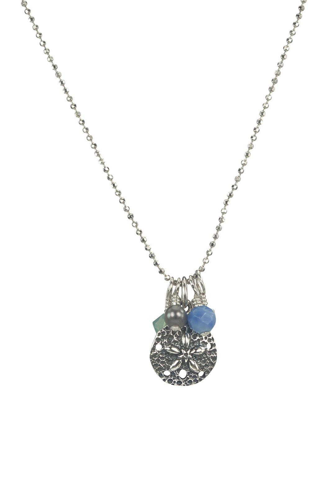 Moonrise Jewelry Smith Island Necklace - Front Cropped Image
