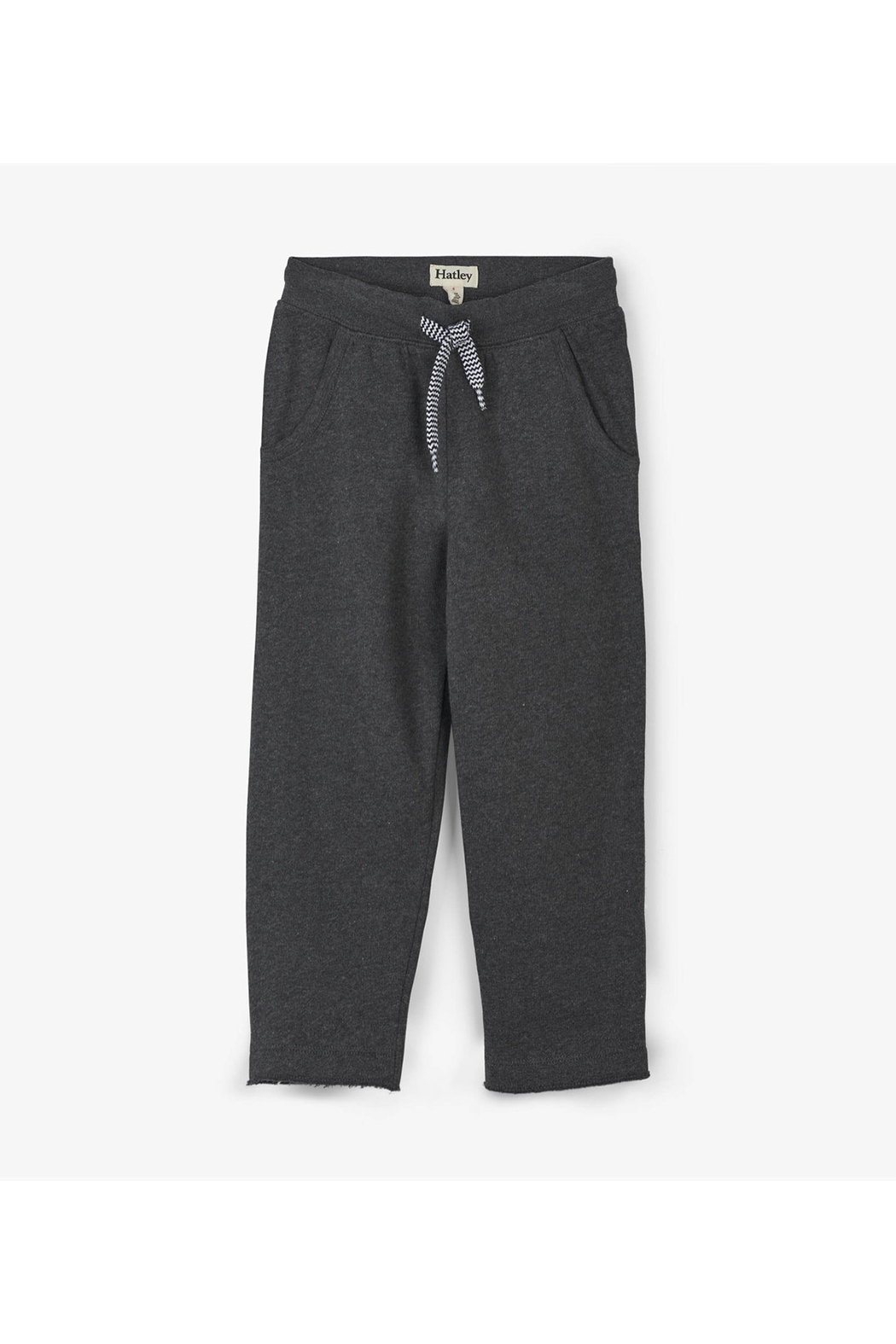 Hatley Moonshadow Brushed Fleece Track Pant - Front Cropped Image