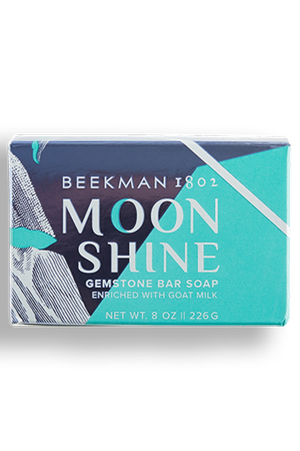 Beekman 1802 Moonshine Shimmer Bar Soap 8oz - Main Image