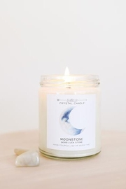 JaxKelly Moonstone Crystal Candle - Product Mini Image
