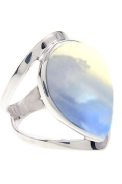 Crystal Earth Moonstone Ring.. - Alternate List Image