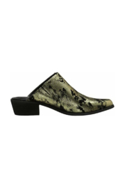Very Volatile Moonstruck Bootie - Front full body