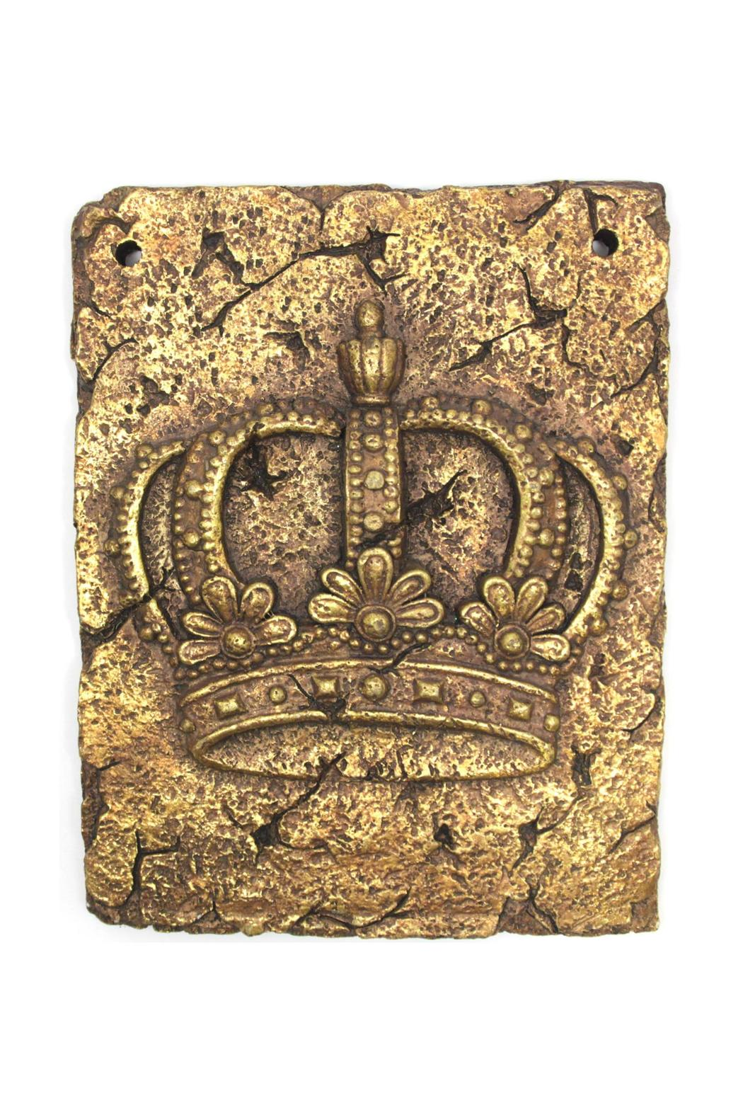 Moore international crown wall plaque from alabama by for Decor art international