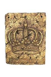 Moore International Crown Wall Plaque - Product Mini Image