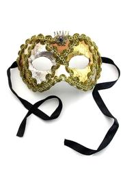 Moore International Mask Brocade Decoration - Product Mini Image