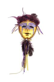 Moore International Mask On A Stick - Product Mini Image