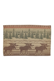 Park Designs Moose Jacquard Placemat - Product Mini Image