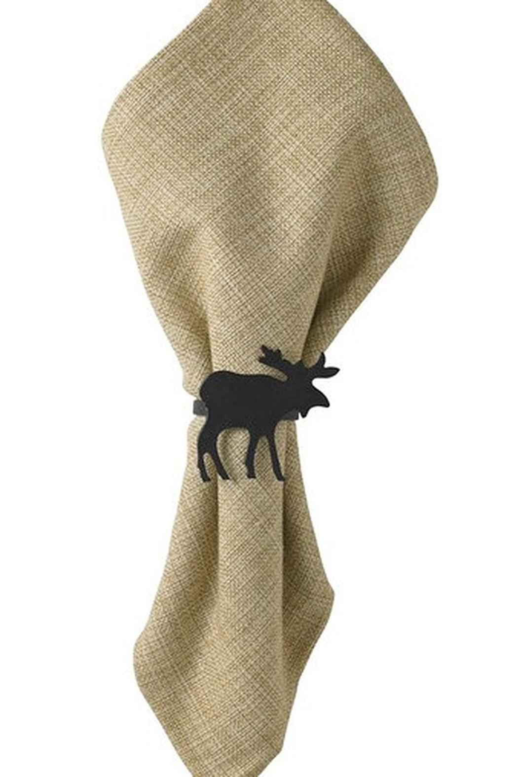 Park Designs Moose Napkin Ring - Main Image
