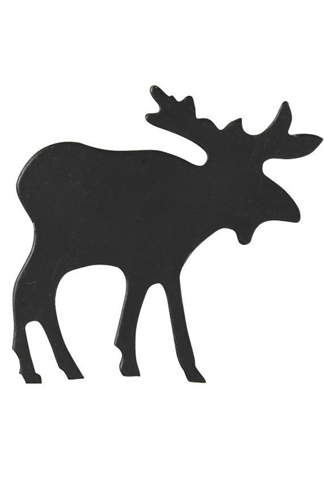 Park Designs Moose Napkin Ring - Front Full Image