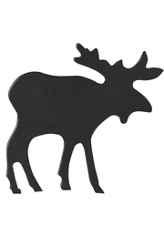Park Designs Moose Napkin Ring - Front full body