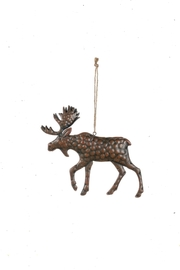 Sullivans Moose Ornament - Product Mini Image